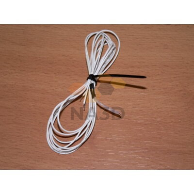 Thermistor for 3D printer - 1 m cable