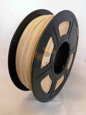 FIBER3D Wood - wooden filament 1.75 mm 1 kg