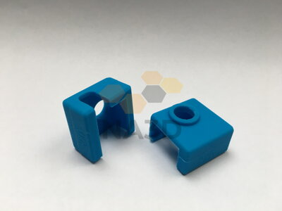 Silicone Protection MK8 heated dice