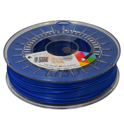 ASA filament cobalt blue SmartFile 1.75 mm 750 g