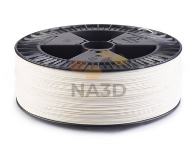 "ASA Extrafill ""Traffic white"" 3D 1.75 mm filament 2500 g Fillamentum"