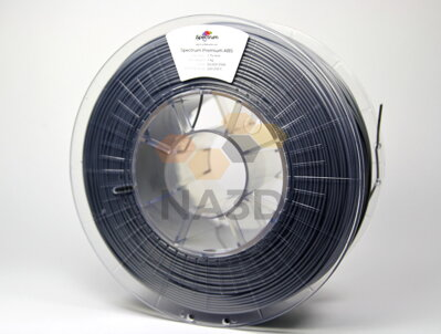 Filament SPECTRUM SMART ABS 1.75 mm Silver Star 1 kg