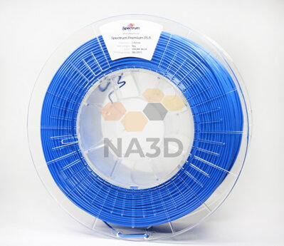 SPECTRUM PLA SMURF BLUE 2.85 mm 0.85 kg