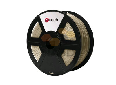 C-TECH PLA BRONZE 1.75 mm 1 kg (C-TECH PLA BRONZE 1.75 mm 1 kg)