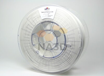 SPECTRUM ABS 1.75 mm Polar White 1 kg